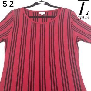 L LULAROE JULIA DRESS